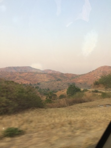 Malawi is beautiful! On the way to Cape Maclear